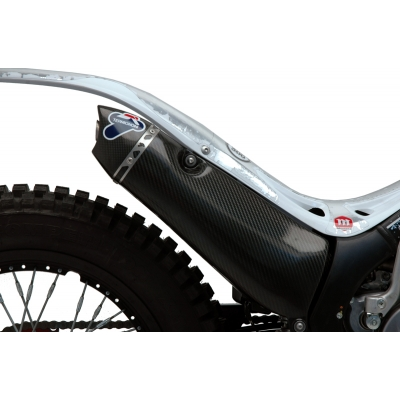 Silencioso Carbono Montesa  COTA 260 4RT / 300RR / 4RIDE