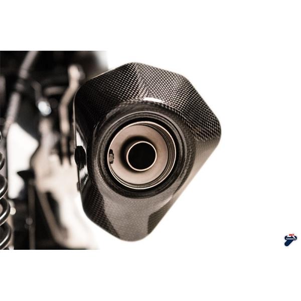 Y116CAT Catalizador Termignoni Acero Xmax 300 2017 17