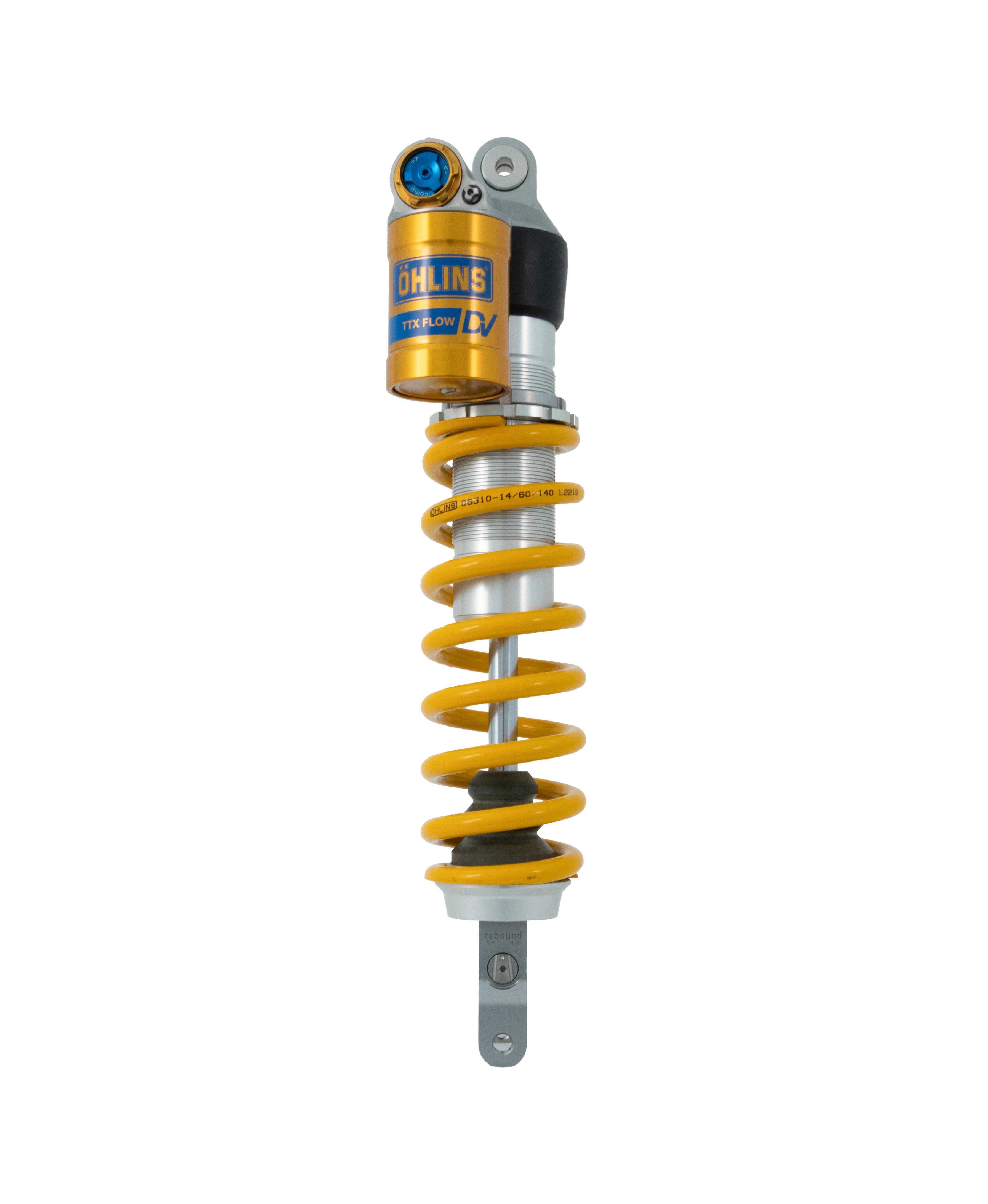 TTX Flow DV Amortiguador Öhlins MX KT 2193